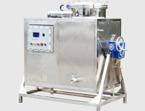 8个选购溶剂回收机必须考虑的问题