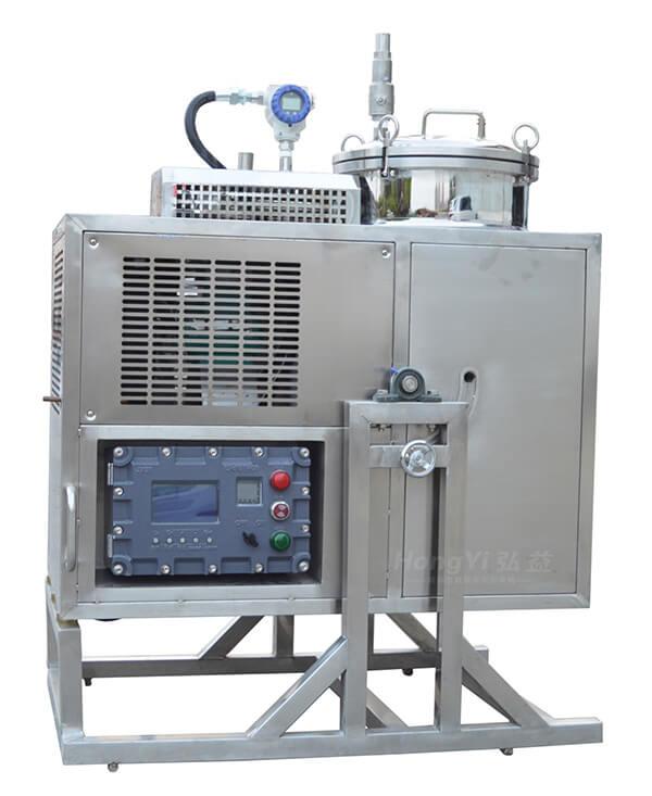 Hy125Ex废溶剂蒸馏回收装置