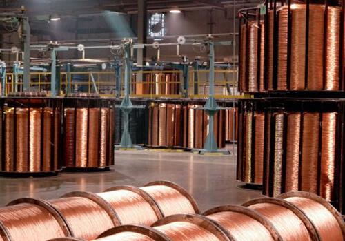 铜线拉丝厂