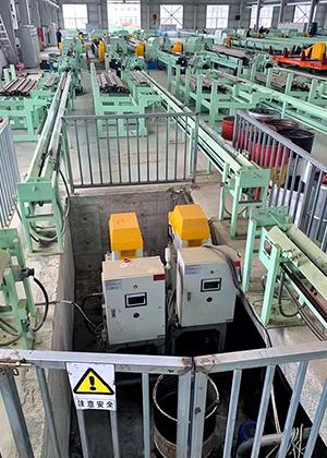 钢管轧机油过滤设备