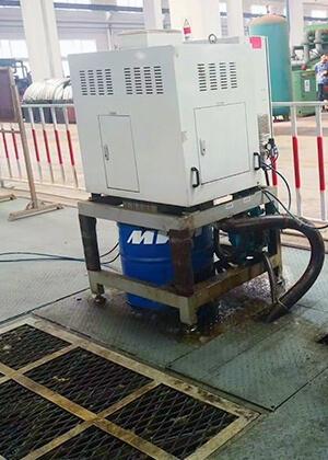 冷镦油过滤机